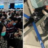 Allegedly, Parents Left their 2 Children at a Chinese Airport during Coronavirus Outbreak