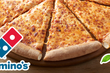 Yes, Please: Domino's Vegan Pizza with Plant-Based Beef