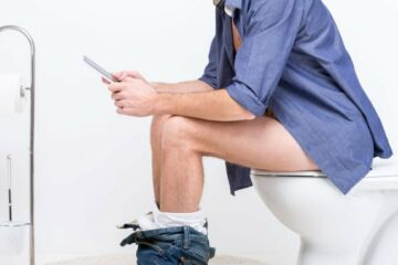 New Toilet Seat Makes People Spend less Time in the Bathroom on their Phones