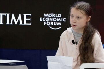 Greta Thunberg Speaks at 2020 Davos Forum; Says 'Nothing Has Been Done' to Fight Off Climate Crisis