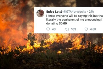 Amazon Donated $690,000 for Australian Recovery from Fires- People Claim Bezos Owes the World more