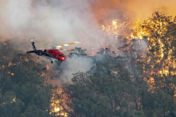 Australia Fires Aren't Stopping: Victoria Declares State of Disaster & Orders Evacuation