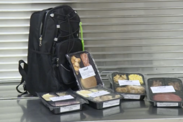 Amazing Effort: School Cafeteria Is Turning Leftover Food into Frozen Takeout for Children