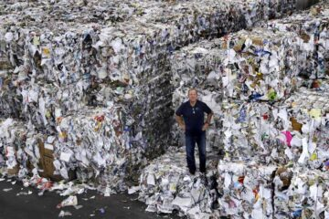 Recycled Plastic in the US Is Clogging Landfills, Finds a Survey