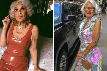 The 92-Year-Old Instagram Star Baddie Winkle Says She's always been a Rebel