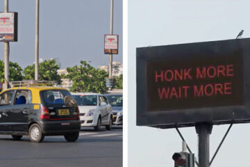 Honk More, Wait More: Mumbai Police Found a Way to Extend Red Lights when Drivers Honk