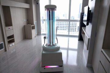 Coronavirus Robots: They Help Save Lives by Doing Thorough Hospital Disinfection