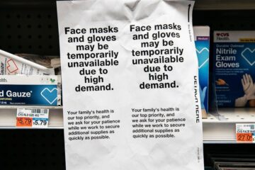 US Health Officials Are Begging Citizens to Stop Buying N-95 Masks