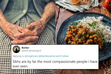 Pillar of Support for Victims: Sikhs Deliver Free & Nourishing Food to UK's Elderly during COVID-19 Outbreak