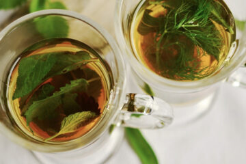 Drink more Nettle Tea to Boost the Vitamins & Minerals in Your Body. Alleviate Pain & Reduce Inflammation